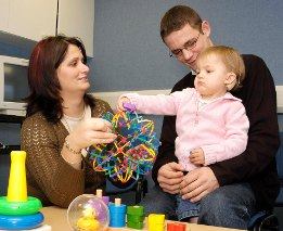 Parents with Cochlear Implanted Child