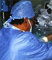 Operation for Cochlear Implant