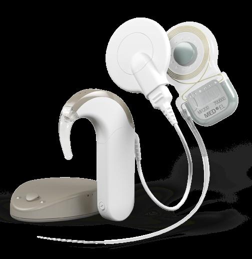 MED-EL - National Cochlear Implant Users Association